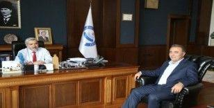 """Rektör Şahin: """"Güzelyurt, ASÜ ve şehir için önemli bir değerdir"""""""
