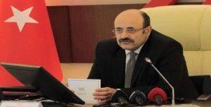 """YÖK Başkanı Saraç, """"Özel yetenekle öğrenci alımı devam edecek"""""""