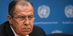 """Lavrov: """"Sınır işbirliği için Türkiye ve Suriye'yi destekleyeceğiz"""""""