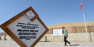 'Arslantepe UNESCO'da olmalı'