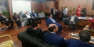 Kıbrıslı belediye başkanlarından Barış Pınarı Harekatı'na destek