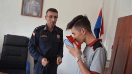 Kermeste Mehmetçiğe destek için 15 bin 550 TL toplandı