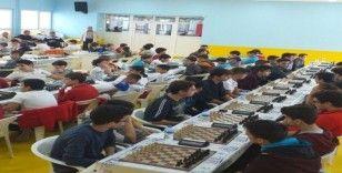 Cumhuriyet Satranç Turnuvası'nda dahiler mücadele etti