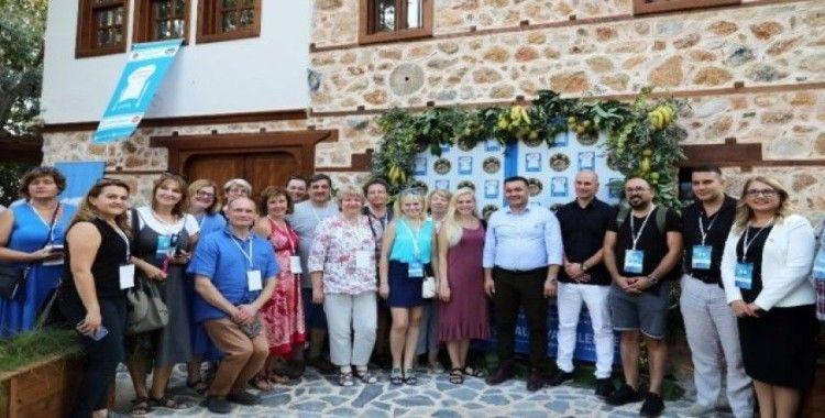 Gastronomi Çalışma Turu'nun ilk ayağı Alanya'da tamamlandı
