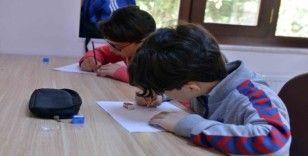 Karikatür Okulu'nda yetenek sınavı yapıldı
