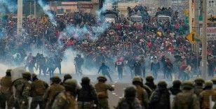 Ekvador'un başkentinde sokağa çıkma yasağı kaldırıldı