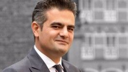 Türk asıllı Milletvekili Kuzu'dan Hollanda Meclisinde harekata destek konuşması