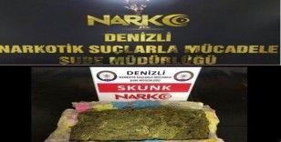 Denizli'de uyuşturucudan gözaltına alınan 101 kişiden 22'si tutuklandı