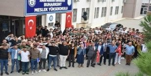Buharkent MYO'dan Mehmetçiğe destek