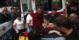 Başkent'te silahlı kavga: 1 yaralı
