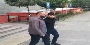 Balıkesir'de sosyal medyadan terör propagandasına 1 tutuklama