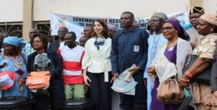 TİKA'dan Kamerun'da Halk Sağlığını İyileştirme Projesi