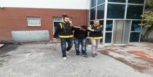 Aksaray'da 2 kişiyi tüfekle yaralayan şüpheli tutuklandı