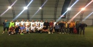 MEDAŞ futbol turnuvası devam ediyor