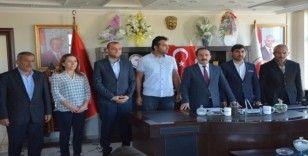 Refahiye Belediyesi Meclisinden Barış Pınarı Harekâtı'na tam destek