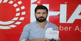 Diyarbakırlı genç, doğu batı arasındaki kardeşliğin hikayesini yazdı