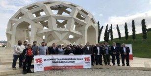 Barış Pınarı Harekatı'na 15 Temmuz şehit yakınlarından tam destek