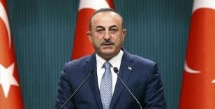 """Bakan Çavuşoğlu, """"Bu bir ateşkes değil, harekata ara vereceğiz"""""""