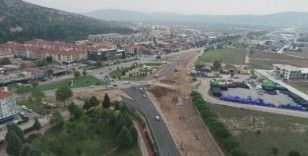 Kentsel tasarım yolunun yüzde 90'ı tamamlandı