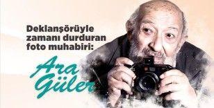 Deklanşörüyle zamanı durduran foto muhabiri: Ara Güler