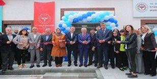 Dr. Doğan Uysal Aile Sağlığı Merkezi hizmete açıldı
