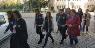 Samsun'da FETÖ'den 7  kişi adliyeye sevk edildi