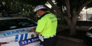 Mersin Emniyeti, 9 ayda 13 bin 913 aracı trafikten men etti