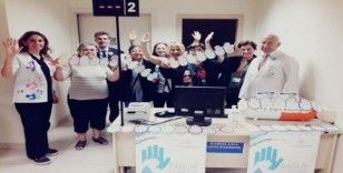 Hastanede 'Sağlık Elimizde' etkinliği