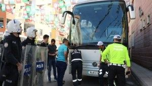 HDP'li vekilden polislere hakaret