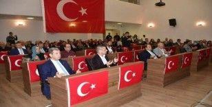 Biga Belediye Meclisinden Mehmetçiğe destek