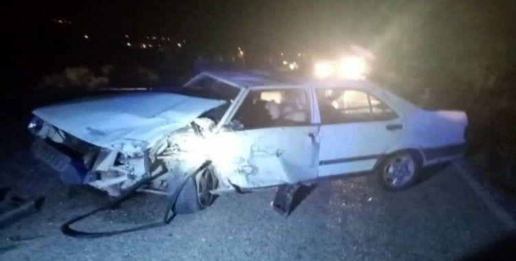 Kına gecesine giderken kaza yaptılar: 2 ölü, 5 yaralı