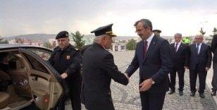 Jandarma Genel Komutanı Orgeneral Çetin Kırıkkale'de