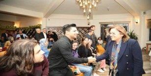 Başkan Şahin, üniversite öğrencileriyle buluştu