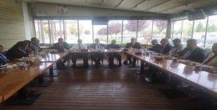 Kırşehir'de Mevlid-i Nebi platformu toplantısı yapıldı