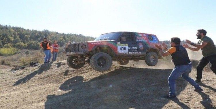 Türkiye Off-Road şampiyonasına Karabük'ten ekip katılıyor