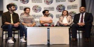 Anadolu Üniversitesi Uluslararası Tiyatro Festivali başladı