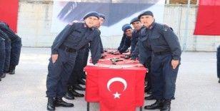Yozgat'ta 86 acemi er yemin etti