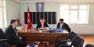 """Kaymakam Arcaklıoğlu: """"Muhtar, sorumlu olduğu köyde devleti temsil ediyor"""""""
