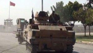 ABD ile Türkiye'nin anlaşmasının ardından Tel Abyad sınırında sessizlik hakim