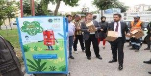 """Nevşehir'de hedef """"Sıfır atık"""""""