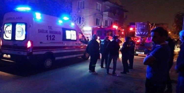 2 yaşındaki çocuk yangında hayatını kaybetti