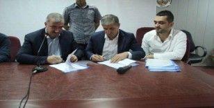 Kahta Belediyesi'nde toplu iş sözleşmesi sevinci