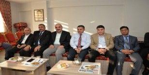 Sağlık-Sen Genel Başkan Yardımcısı Karadoğan Gazianpte