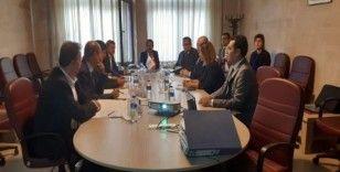 Kapadokya Alan Başkanlığı ilk toplantısını yaptı