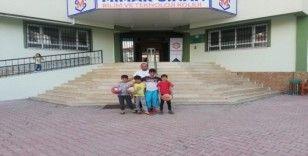 """Malatya'da özel okuldan gençlere özel """"ücretsiz spor"""""""