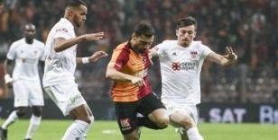 Sivasspor'un deplasman galibiyeti hasreti 11 maça çıktı