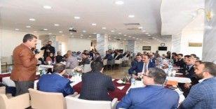 Eğitime Destek Platformu bölgesel toplantısı yapıldı