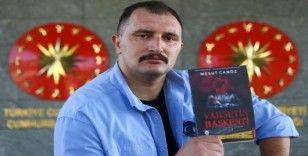 (Özel) Cumhurbaşkanı Erdoğan'ın korumasından cinayet romanı