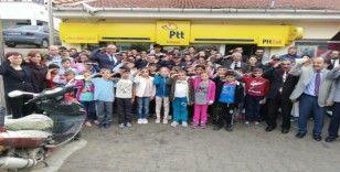 Öğrencilerden Mehmetçiklere şiirli ve mektuplu destek