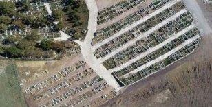 Körfez Belediyesi'nde mezarlıklarda düzenleme